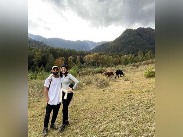 Anushka Sharma and Virat Kohli (Image courtesy: Instagram)