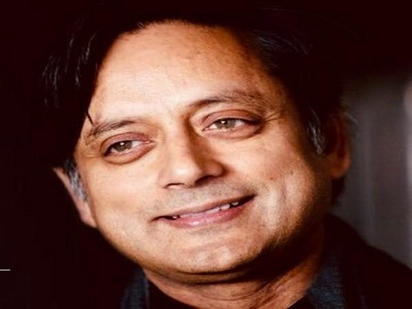 Congress leader Shashi Tharoor (Photo/Twitter)