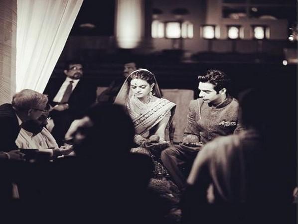 Aakriti Ahuja and Aparshakti Khurana (Image courtesy: Instagram)