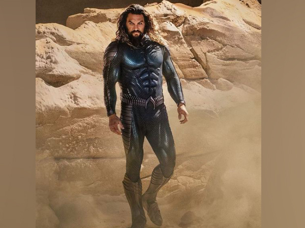 Jason Momoa's new costume from 'Aquaman and the Lost Kingdom' (Image source: Instagram)