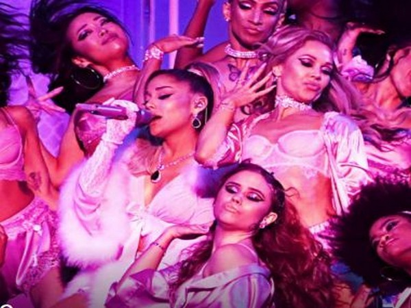 Ariana Grande performing at Grammy Awards 2020 (Image Source: Grammy)