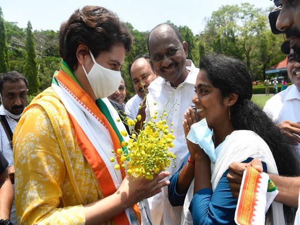 Youngest Congress candidate from Kerala's Kayamkulam, Aritha Babu