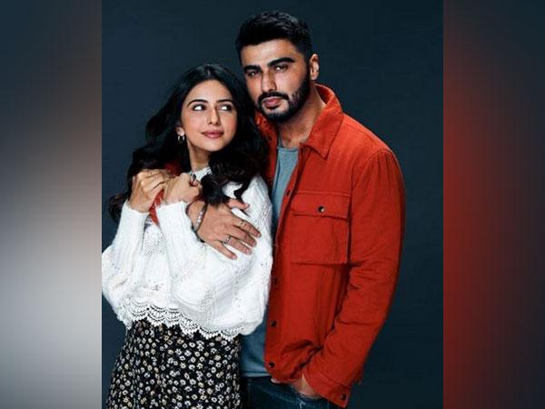 Rakul Preet Singh and Arjun Kapoor (Image Courtesy: Instagram)
