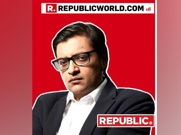 Arnab Goswami, Editor-in-Chief, Republic Media Network (Picture source: Twitter account)