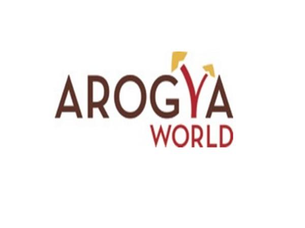 Arogya World logo