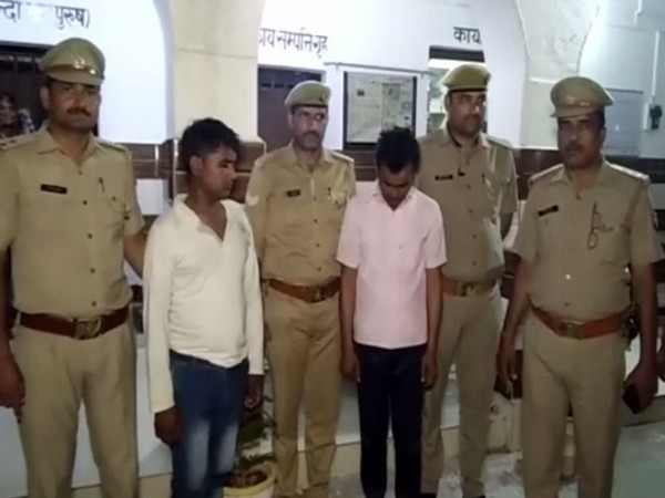 Police arrest two persons for distributing liquor in Sambhal