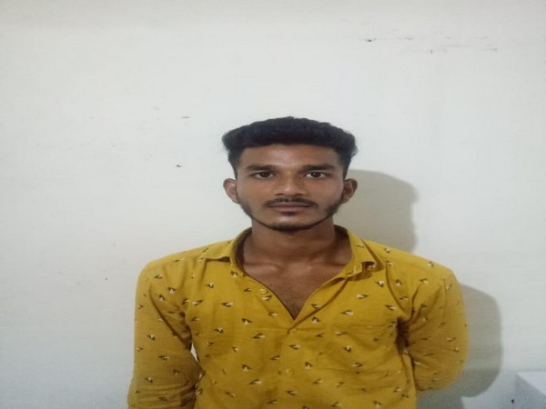 Accused Danaboina Shubham Yadav
