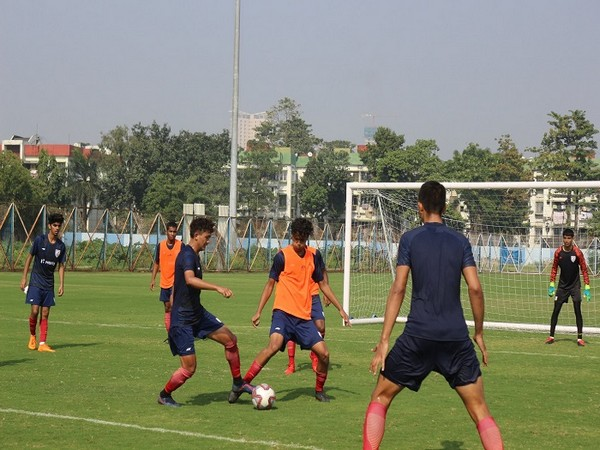 Indian Arrows have resumed competitive football with IFA Shield (Image: AIFF)