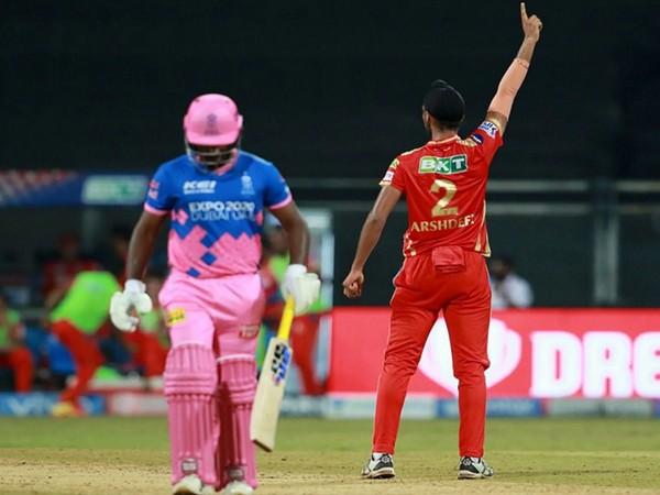 Punjab Kings bowler Arshdeep Singh (Image: BCCI/IPL)
