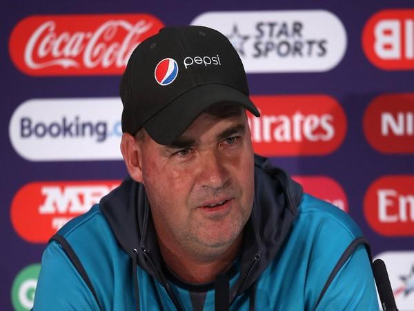 Pakistan coach Mickey Arthur (Photo/Pakistan Cricket Board Twitter)