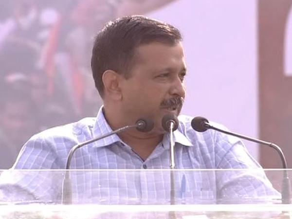AAP chief Arvind Kejriwal