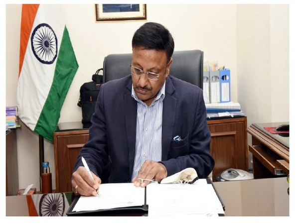 Rajeev Kumar assumed the charge as Election Commissioner of India on Tuesday.