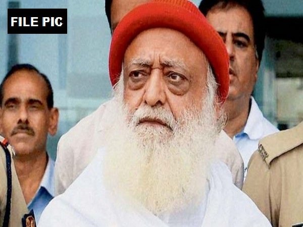 Self-styled godman Asaram Bapu (file photo)
