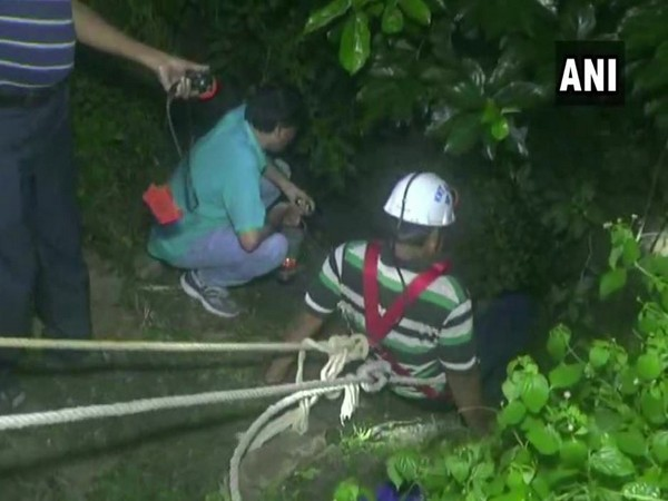 Rescue operation underway in Kulti. (Photo/ANI)