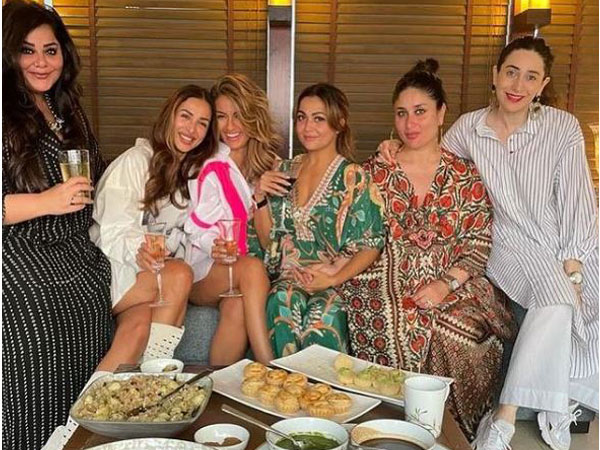 Picture shared by Malaika Arora (Image courtesy: Instagram)