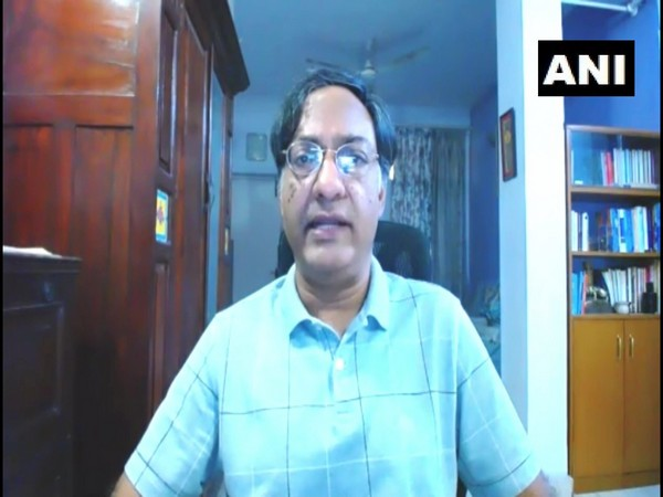 Dr Ashutosh Sharma, Secretary, Department of Science and Technology (Photo/ANI)
