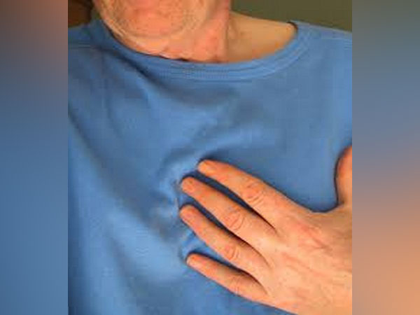 Men have roughly double the risk for heart attack hospitalisation as compared to women in the United States.