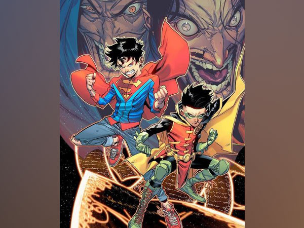 A still from 'Challenge of the Super Sons' (Image courtesy: Instagram)