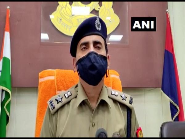 Police Superintendent Dharamveer Singh (Photo/ANI)
