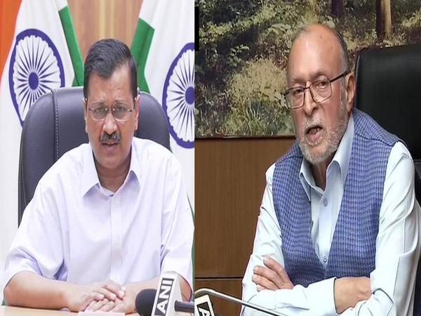 Delhi Chief Minister Arvind Kejriwal (left), Delhi Lieutenant Governor Anil Baijal. (right) (File photo)