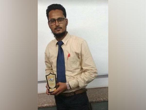 Ashfaq, one of the key suspects involved in Kamlesh Tiwari murder case