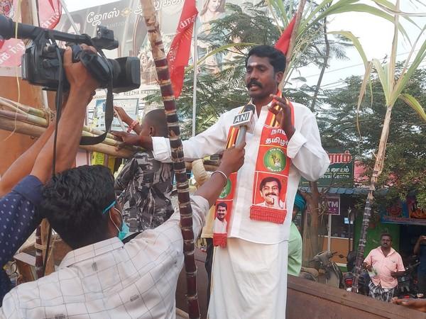 Naam Tamil Party leader, Shiv Raman