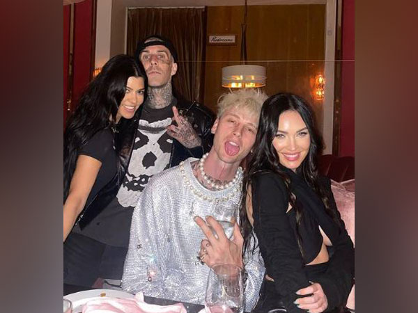 Picture shared by Machine Gun Kelly (Image courtesy: Instagram)