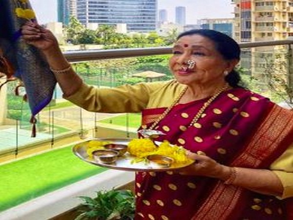 The 86-year-old's Tweet garnered several positive comments her followers (Picture Courtesy: Twitter)