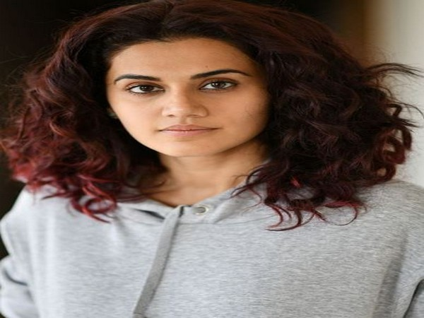 Taapsee Pannu (Image courtesy: Instagram)