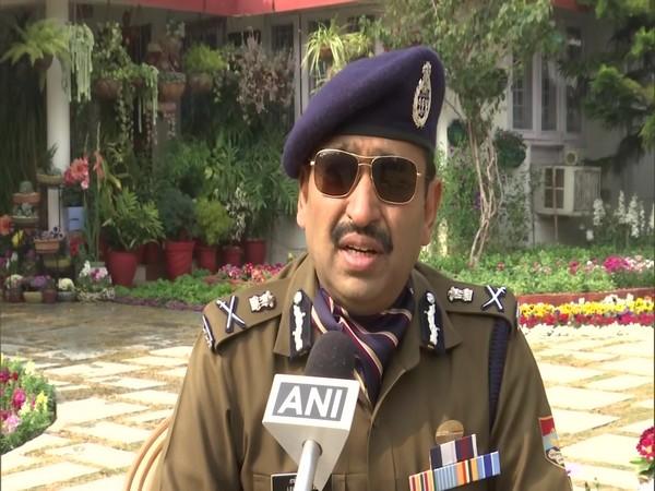 Uttarakhand Director-General of Police Ashok Kumar (Photo/ ANI)