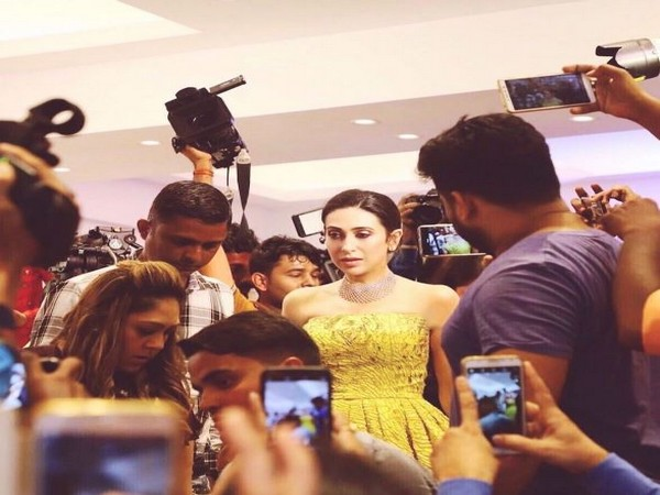 Picture shared by Karisma Kapoor (Image courtesy: Instagram)