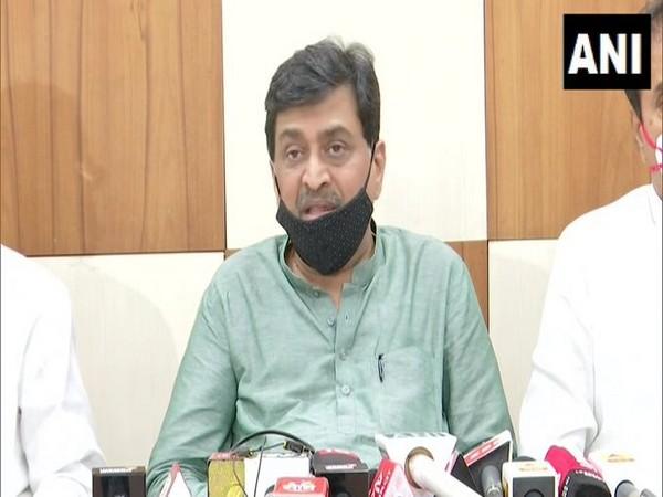 PWD Minister of Maharashtra Ashok Chavan. (File photo/ANI)