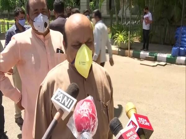 Karnataka cabinet Minister R Ashok
