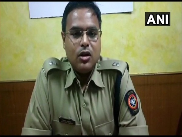 Pranay Ashok, Public Relation Officer of Mumbai Police talking to ANI on Friday