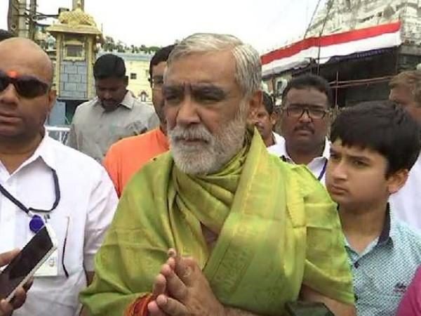 Union State Health Minister Ashwani Choubey. (File photo)