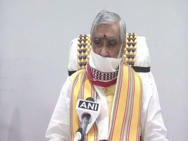Union Minister Ashwini Kumar Choubey [File Photo/ANI]