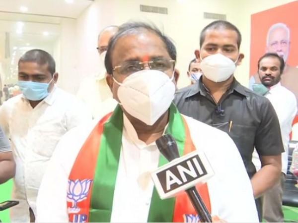 Andhra Pradesh BJP president Somu Veerraju (File Photo/ANI)