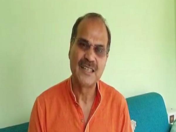 Lok Sabha MP Adhir Ranjan Chowdhury (file photo/ANI)