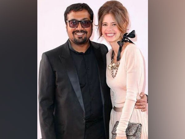 Anurag Kashyap and Kalki Koechlin (Image courtesy: Instagram)