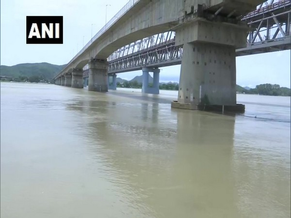 Scores of people across Kamrup district were affected by flash floods caused due to heavy rains since May 23.