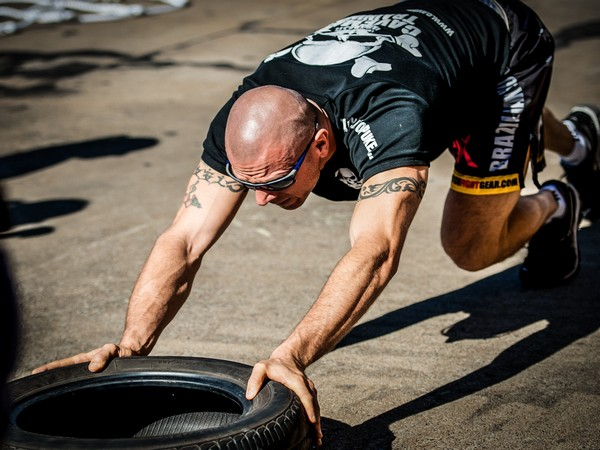 The device could also be used to help tailor training efforts to improve physical performance