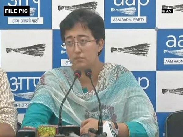 AAP candidate from East Delhi Atishi Marlena