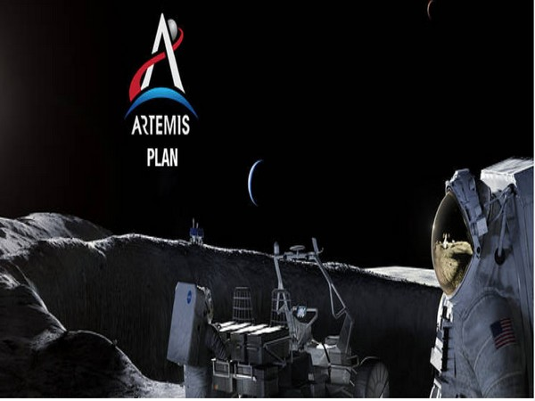 NASA publishes Artemis Plan to land first woman, next man on Moon in 2024 [Photo/NASA]