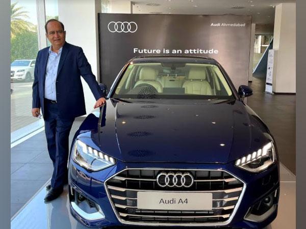 Samir Mistry, Managing Director, Audi Ahmedabad