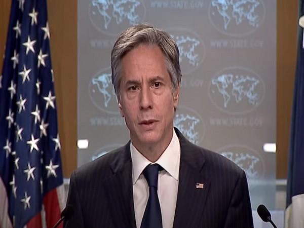 US Secretary of State Antony Blinken while releasing the 2020 International Religious Freedom Report.