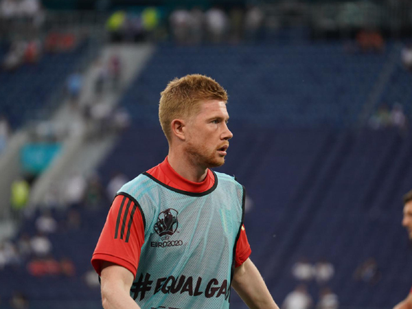 Belgium midfielder Kevin de Bruyne (file image)