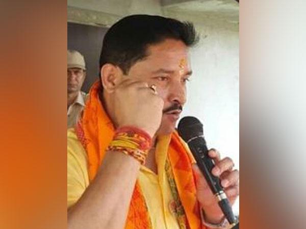 Bharatiya Janata Party (BJP) MP from Mangaldoi Dilip Saikia (Twitter pic).
