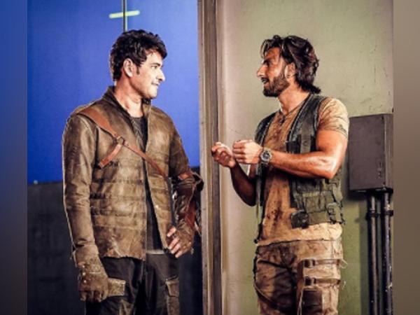 Actors Ranveer Singh and Mahesh Babu (Image Source: Instagram)