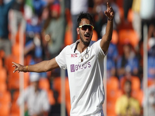 India spinner Axar Patel (Image: ICC)