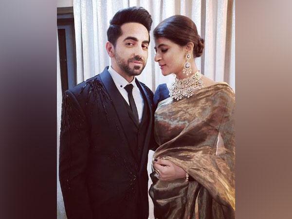 Ayushmann Khurana and Tahira Kashyap (Picture courtesy: Instagram)